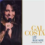CD Gal Costa - Live At The Blue Note