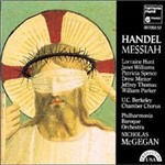 CD George Frideric Handel - Messiah (Importado)
