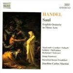 CD George Frideric Handel - Saul (Importado)
