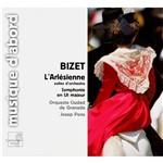 CD Georges Bizet - L'Arlésienne Suites D'Orchestre N°1 & 2. Symphonie En Ut Majeur (Importado)
