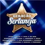 CD Geração Sertaneja