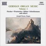 CD German Organ Music, Vol. 1 (Importado)