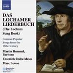 CD German Popular Songs From The 15th Century (Importado)