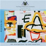 CD Gioacchino Rossini / The Royal Philharmonic Orchestra - Comic Overtures (Importado)