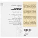 CD Giovanni Gabrieli - Sonate e Canzoni (Importado)