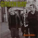 CD Green Day - Warning
