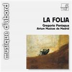 CD Gregorio Paniagua - La Folia de La Spagna (Importado)