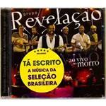 Cd Grupo Revelação ao Vivo no Morro