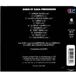CD Guem & Zaka - Percussion (Importado)