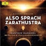 CD - Gustavo Dudamel & Berliner Philharmoniker - Strauss: Also Sprach Zarathustra