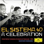 CD - Gustavo Dudamel: El Sistema 40 - a Celebration