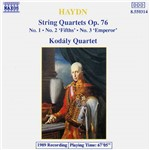 CD - Haydn - String Quartets Op. 76