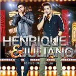 CD - Henrique & Juliano - ao Vivo em Brasília