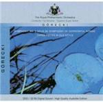 CD Henryk Mikolaj Górecki / The Royal Philharmonic Orchestra - Symphony Nr. 3: Opus 36 (Importado)
