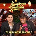 CD Humberto & Ronaldo - eu Vou Contrar Procês