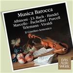 CD - Il Giardino Armônico: Musica Barroca