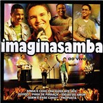 CD Imaginasamba - ao Vivo