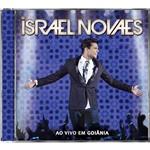 CD - Israel Novaes: ao Vivo em Goiânia
