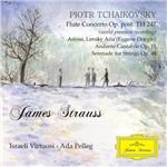 CD James Strauss - Flute -Concerto para Flauta de Tchaikovsky