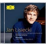 CD Jan Lisiecki - Mozart: Piano Concertos Nº S 20 & 21