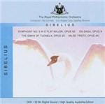 CD Jean Sibelius / The Royal Philharmonic Orchestra - Symphony Nr. 5 (Importado)