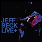CD - Jeff Beck - Live+