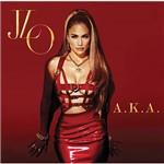 CD - Jennifer Lopez: A.K.A