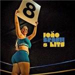 CD João Brasil - 8 Hits