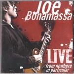 Cd Joe Bonamassa - Live