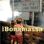 Cd Joe Bonamassa - So Is Like That