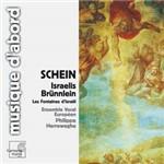 CD Johann Hermann Schein - Israelis Brünnlein (Importado)