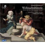 CD Johann Rosenmüller - Weihnachtshistorie (Importado)