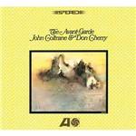 CD - John Coltrane & Don Cherry: The Avant-Garde