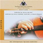 CD Joseph Haydn /The Royal Philharmonic Orchestra - Symphony Nr. 100: Military (Importado)
