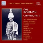CD Jussi Björling Collection, Vol. 1 (Importado)