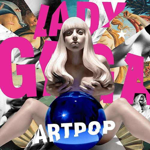 CD Lady Gaga - ARTPOP (Deluxe Edition)