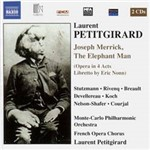 CD Laurent Petitgirard - Joseph Merrick, The Elephant Man (Importado) (Duplo)