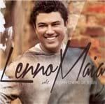 CD Lenno Maia o Sanfoneiro de Jesus Vol.2 CD Melk Villar o Amor Venceu Copy
