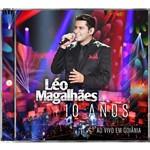 CD - Léo Magalhães: 10 Anos ao Vivo em Goiânia
