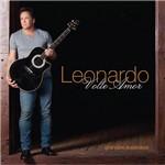 CD - Leonardo - Volte Amor, Grandes Sucessos
