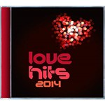 CD - Love Hits - 2014