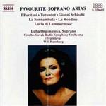 CD Luba Orgonasova - Favourite Soprano Arias - IMPORTADO