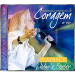 CD - Ludmila - Coragem ( Playback )