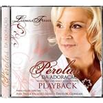 CD - Ludmila: Pérolas da Adoração (Playback)