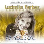 CD - Ludmilla Ferber: Sonhos de Deus - Playback