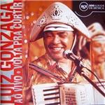 CD Luiz Gonzaga - ao Vivo - Volta Pra Curtir