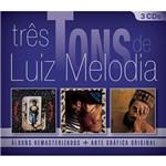 CD Luiz Melodia - Três Tons (3 Discos)