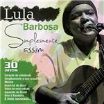 CD - Lula Barbosa - Simplesmente