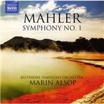 CD Mahler Symphony No.1