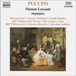 CD Manon Lescaut (Highlights) (Importado)